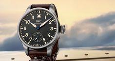Mit den neuen IWC Big Pilot-Heritage Uhren vergeht die Zeit wie im Flug | Classic Driver Magazine