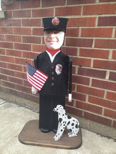Personalized 3ft statue!