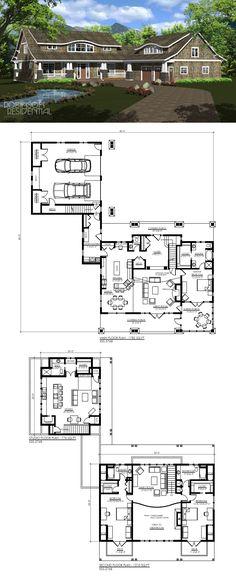 3768 sq. ft, 3 bedrooms, 4.5 bath.