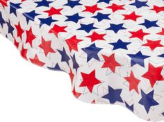 """Patriotic Stars Vinyl Table Cloth 60"""" X 120"""" Oval Round $13.95 TOTAL! BEST PRICES * FREE WORLDWIDE SHIPPING Major Credit Cards Accepted www.shopculinart.com"""