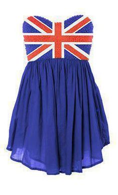 Musn't forget a fabulous party frock!