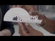 Explore 3D Printing with LeVar Burton| Reading Rainbow uTech| Ep. 9 - YouTube