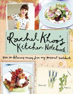 ENTER TO WIN A COPY OF RACHEL KHOO'S NEW COOKBOOK - RACHEL KHOO'S KITCHEN NOTEBOOK To Enter: Go to @LaVieAnnRose Instagram for all the details www.instagram.com/lavieannrose Seen here - Strawberry and cream layer cake #rkkitchennotebook #brightlightsparis