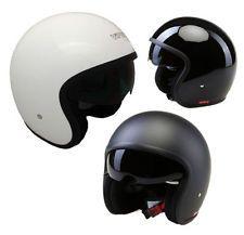 Reithelme Viper Rs-04 Italien Offenes Gesicht Roller Motorrad Mod Retro Helm