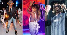 Hear Ariana Grande, Pharrell, Young Thug on Motown-Inspired Calvin Harris Song #headphones #music #headphones