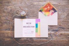 Whimsical Rainbow-Inspired Wedding: Inez + Greg | Green Wedding Shoes Wedding Blog | Wedding Trends for Stylish + Creative Brides