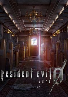 Resident Evil Zero Poster