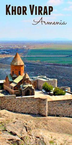 Day Trips to Armenia's Khor Virap and Etchiamdzin Monasteries