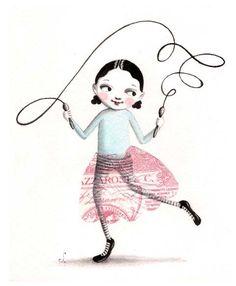 illustration . Sophie Blackall . Missed Connections
