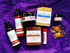 Scentsational Organic Soap Skin Care Review