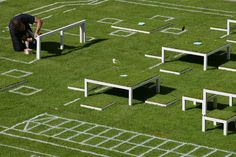 Urban Oasis - temporary interactive outdoor installation but Office for Subversive Architecture.
