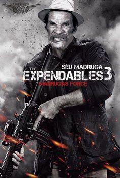 Seu Madruga em: Expendables 3 - Madrugas Force