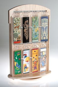 Bookmark display from Clear Displays
