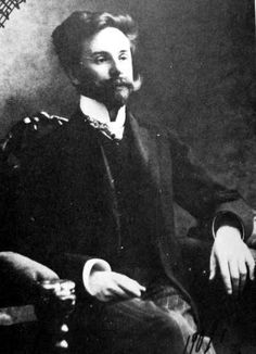 Alexander Scriabin (1872-1915) Photo taken in 1909