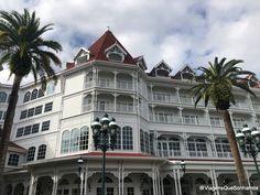 Visitando o Grand Floridian Resort