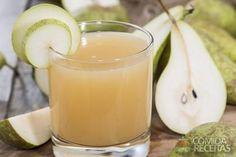 Receita de Suco de pera em receitas de bebidas e sucos, veja essa e outras receitas aqui!