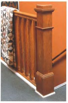 Best Newel Posts Craftsman Style And Craftsman On Pinterest 640 x 480
