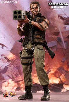 Das Phantom Kommando: John Matrix, Voll bewegliche Deluxe-Figur ... http://spaceart.de/produkte/com001.php