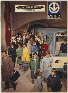 Visit the post for more. Metro Montreal, Quebec Montreal, Montreal Ville, Montreal Canada, Expo 67, Canada Eh, Googie, Old Photos, Art Inspo