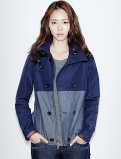 The North Face White Label Collection SS 2015 Ads Feat. Lee Yeon Hee & Lee Hyun Jae   Couch Kimchi