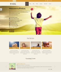 This charity and nonprofit WordPress theme comes with 3 preset color schemes, photo and video galleries, Google Fonts, a responsive layout, Font Awesome icons, WPML compatibility, support for crowdfunding with Easy Digital Downloads, and more.