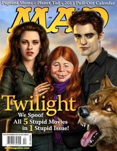 Mad Magazine  E.C. Comics  1952 - Present