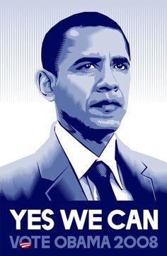Obama's campaign in 2008