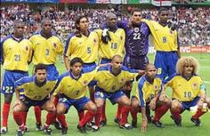 Sport- Colombia's favorite sport is Soccer (it is called Football in Colombia). This sport really interests me because it is my favorite sport! I also really like Colombia's National Soccer Team!