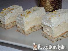 INGREDIENTE: BLATURI: 1 ou 5 linguri apa rece 5 linguri ulei lingurite amoniac dizolvat intr-o lingura de otet zahar pudra faina UMPLUTURA: lapte zahar 1 Hungarian Desserts, Romanian Desserts, Romanian Food, Hungarian Recipes, Desserts Around The World, Just Desserts, Delicious Desserts, Torte Cake, Cake Bars