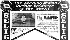 The Vampire Press Release 1910