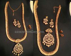 Jewellery Designs: One Gram Gold 3 in 1 Kasu Mala Buy Gold Jewellery Online, Real Gold Jewelry, Gold Jewellery Design, Sterling Silver Jewelry, Indian Wedding Jewelry, Indian Jewelry, Bridal Jewelry, Beaded Jewelry, Jewelry Design Drawing