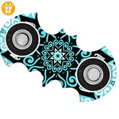 O-C Fidget Spinners Bat Toy china Hand Fidget Spinner Stress Quit Smoking Stress reducer Anti-anxiety Mental Bearing for Relieves ADD ADHD Autism Suffering Adult Children - Fidget spinner (*Partner-Link)
