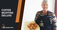 Surprise Mom with delicious coffee muffins this Mother's Day - Coffee Capsules Direct Coffee Muffins, Cafe Barista, Coffee Blog, To Spoil, Spoil Yourself, Nescafe, Coffee Pods, Cleaning Kit, Coffee Machine