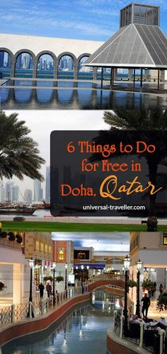 Best Things To Do For Free In Doha, Qatar