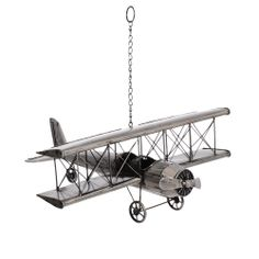 Vintage metal airplane £49.90  - Maisons Du Monde