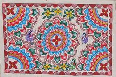 Sold Indian Arts-Mithila Nepal Gallery in pasadena