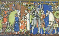 1240 - Morgan M.638 Maciejowski Bible