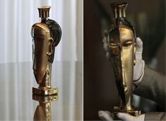 Most Expensive Bottled Water- Acqua di Cristallo Tributo a Modigliani – $60,000 per 750 ml Would you pay $60,000 for a bottle of water? This is the most expensive bottled water in the world. The bottle is made of solid 24 karats gold. The non-solid gold bottles sell for $3,600 dollars.  The bottles all come with a leather case. The water also contains 5 milligrams of gold dust.