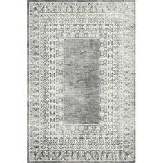 Artemis Butik Halı 1251A Gri 200x290 cm - Tekzen