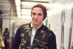 Justin Livingston: Dapper Dude & Fashion Writer, via the Official Pinterest Blog