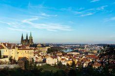https://flic.kr/p/B6PKdK   Blick über Prag