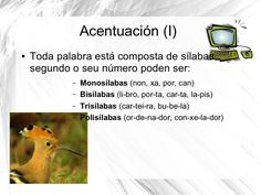 acentuacion-iii by acereixo via Slideshare