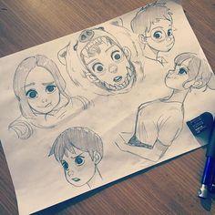 05052016 #art #artwork #artworks #draw #drawing #drawings #illust #illustration #sketch #pencil #instagood #love #photooftheday #girl #boy