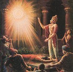 Mr. Sudarshan, Jaya Jaya, King Ambarisha, Asked King, Durvasa