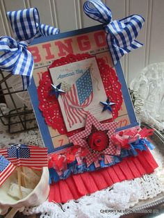Hey, I found this really awesome Etsy listing at https://www.etsy.com/listing/231637813/vintage-patriotic-bingo-card-handmade