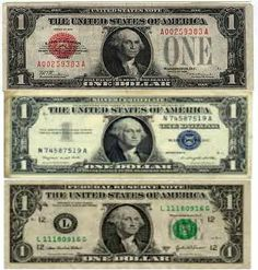 Gold Certificate = Actual Currency (Backed Up By Gold) Silver Certificate = Actual Currency (Backed up by Silver) Federal Reserve Note = I.O.U. (Reserve means Promissory/Fiat) Constitution: Article I, Section 10, Clause 1: No State shall…coin Money; emit Bills of Credit; make any Thing but gold and silver Coin a Tender in Payment of Debt. (Note: there is no Gold or Silver in the economic circulation, the UNITED STATES has been Bankrupt since 1933) Black's Law Dictionary, page 1210 Note- A…