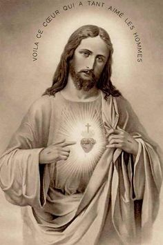 Heart of Jesus Christ Jesus Christ Images, Jesus Art, Religious Pictures, Jesus Pictures, Heart Of Jesus, Jesus Is Lord, Catholic Art, Religious Art, Roman Catholic