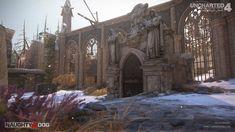 Uncharted 4 - Scotland Multiplayer (Part 1), Jacob Norris on ArtStation at https://www.artstation.com/artwork/NEDB5