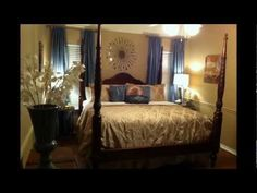 NEW VIDEO: Luxurious Master Bedroom Retreat