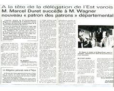 1983 23-06  M Duret succede à M Wagner